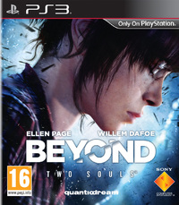 Beyond: Two Souls (PS3) - Cover