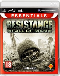 Resistance: Fall of Man (PS3) - Cover