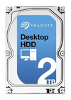 Seagate Desktop Internal Hard Drive - 2TB SATA 6Gbps