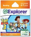Disney Pixar: Toy Story 3 (Leapster Explorer) Cover