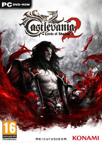 Castlevania: Lords of Shadow II (PC) - Cover