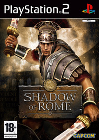Shadow of Rome (PS2) - Cover
