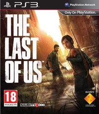 The Last of Us (PS3) - Cover