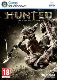 Hunted - the Demons Forge (PC) - Cover