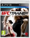 UFC Personal Trainer (With Leg Strap) (PS3) Cover