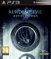 Resident Evil: Revelations (PS3) Cover