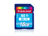 Transcend Wi-Fi Ultra Performance SDHC Class 10 Memory Card - 16GB