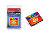Transcend Ultra Performance 133x Speed Compact Flash Card - 4GB