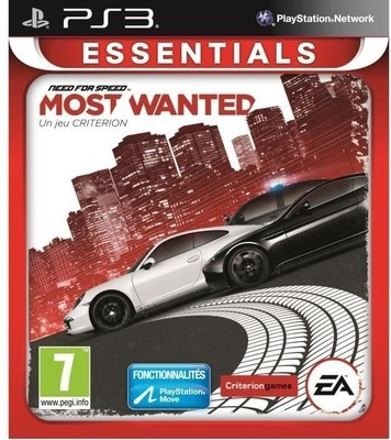 Need For Speed Most Wanted 2012 Ps3 Video Games Online Raru