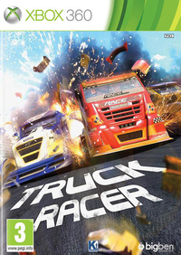 Truck Racer (Xbox 360) - Cover