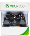 Microsoft - Wireless Controller - Black (Xbox 360)