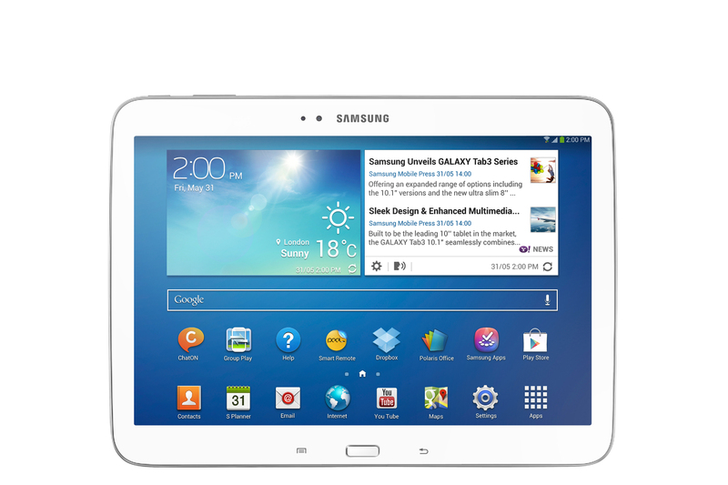 Samsung Galaxy Tab 3 P5210 WiFi - 10 1 inch - White 16GB