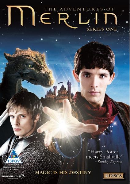 e70ed56047e Merlin the Complete Series 1 (DVD) - Movies   TV Online