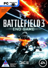 Battlefield 3: End Game (PC Download) - Cover