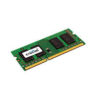 Crucial 8GB - Memory 1600MHz DDR3 SO-DIMM CL11