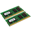 Crucial 4GB - Memory kit (2x2GB) - Memory 1066MHz MAC SO-Dimm