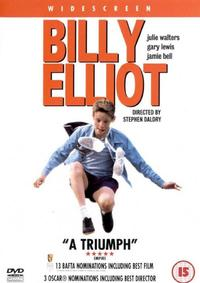 Billy Elliot (DVD) - Cover