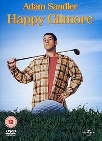Happy Gilmore (DVD) - Cover
