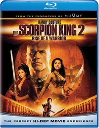 The Scorpion King 2 - Rise of a Warrior (Blu-ray) - Cover