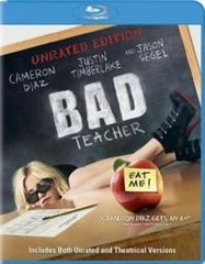 Bad Teacher (Blu-ray) - Cover