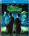The Green Hornet (Blu-ray) Cover