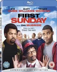 First Sunday (Blu-ray) - Cover
