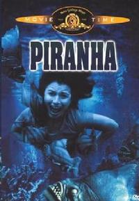 Piranha (DVD) - Cover