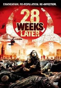 28 Weeks Later (DVD) - Cover