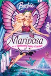 Barbie - Mariposa and her Butterfly Fairy Friends (DVD)