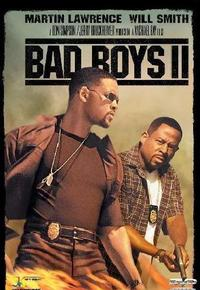 Bad Boys 2 (DVD) - Cover