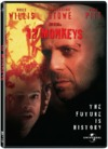 Twelve Monkeys (DVD) Cover