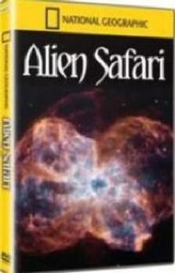 Alien Safari (DVD) - Cover