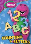 Barney: Counting & Letters (DVD)