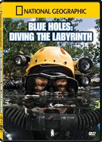 Blue Holes: Diving the Labyrinth (DVD) - Cover