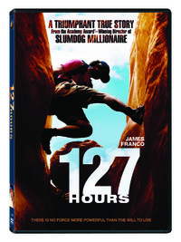 127 Hours (DVD) - Cover