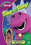 Barney: Can You Sing That Song? (DVD)