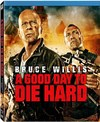A Good Day to Die Hard (Blu-ray) Cover