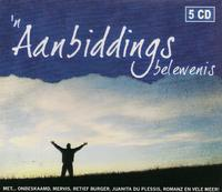 Aanbiddings Belewenis (CD) - Cover