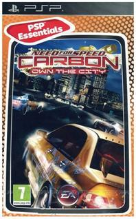 Need For Speed Carbon Own The City Psp Video Games Online Raru