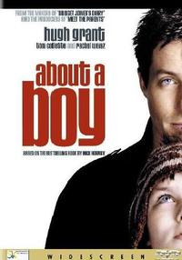About a Boy (DVD) - Cover