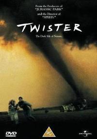 Twister (DVD) - Cover