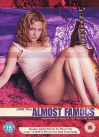 Almost Famous (DVD) - Cover