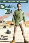 Breaking Bad - Season 1 (DVD) Cover