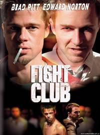 Fight Club (DVD) - Cover