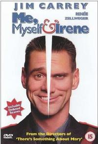 Me, Myself and Irene (DVD) - Cover