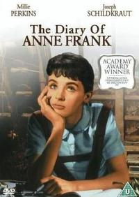 Diary of Anne Frank (DVD) - Cover