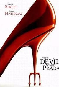 The Devil Wears Prada (DVD) - Cover