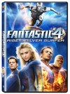Fantastic Four 2: Rise of the Silver Surfer (DVD) Cover