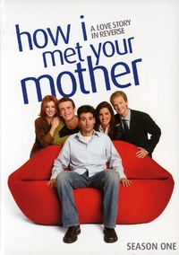How I Met Your Mother - Season 1 (DVD) - Cover