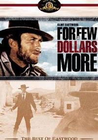 For A Few Dollars More (DVD) - Cover